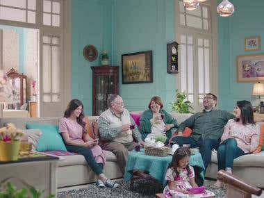 """Video production ad for """"etoile"""" brand, Broadcasted on TV"""