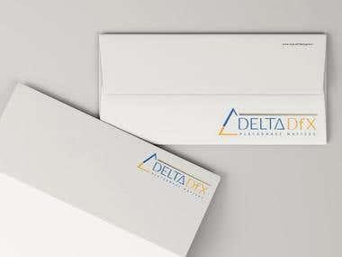 Logo For Delta Dfx