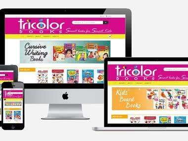 Tricolor Books