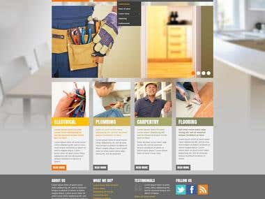 Mike's Home Improvement Website