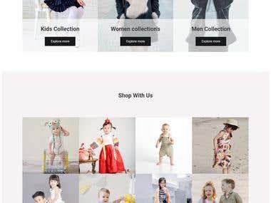 Cavlino Ecommerce Website