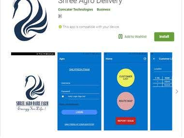 Shree Agro Delivery