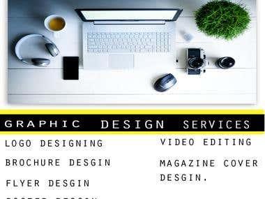 Hi . I am Shubham sharma I am a freelancer desginer . speci