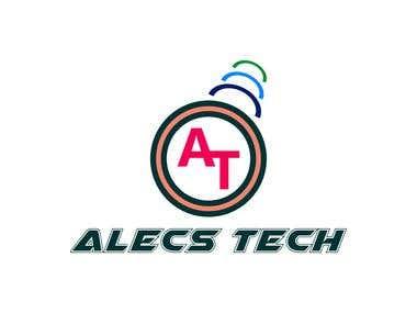 Alecs Tech LOGO