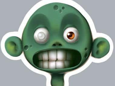 Zombie Emoti