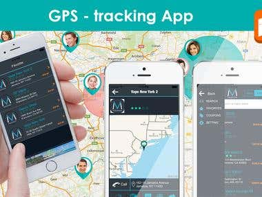 Mobile GPS Tracking System