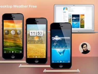 Desktop Weather Free App