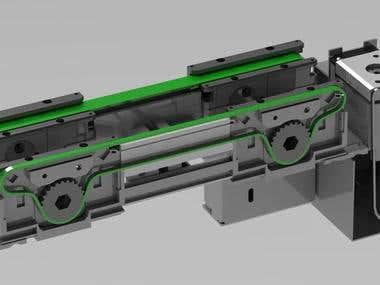 Mechanical Design & Rendering