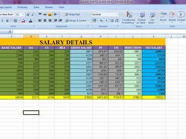 Excel expert, expert data entry in excel
