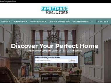 http://forrentsellbuy.com(Real Estate IDX Website)