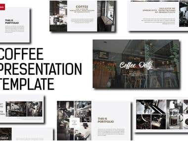 Pitch Deck | Coffee Business