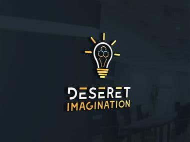 DESERET IMAGINATION | LOGO