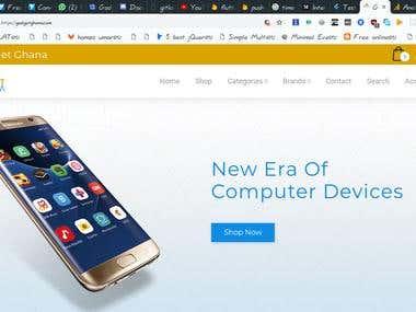 Gadget Ghana Online Shop