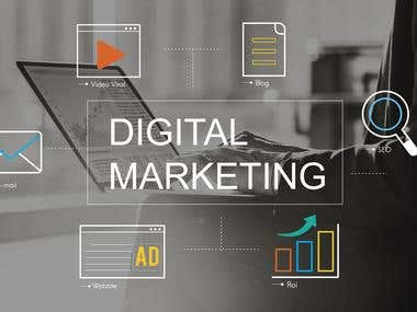 Digital Marketing Stretegy