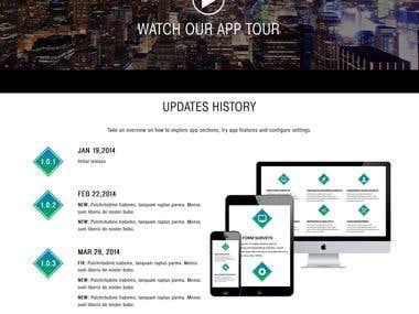 Kiosk Lead App [IOS + Android]