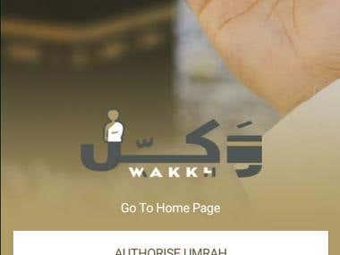 Wakkil Project