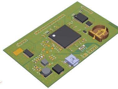 STM32f407 ARM board