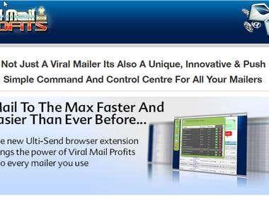 ViralMailProfits - Unique meta mailer