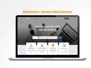 Bhartiyaseva – Business Listing Directory