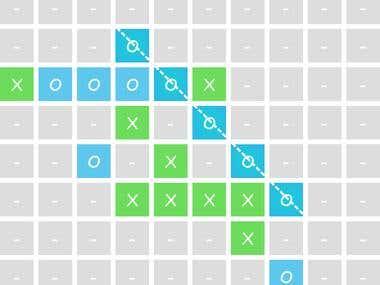 Self Learning Tic Tac Toe Bot