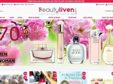 Make up tool website