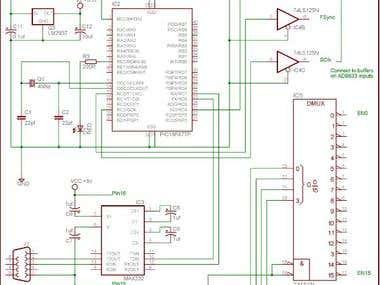Sine-wave Generator circuit diagram - sample