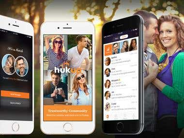 Dating App - iOS version