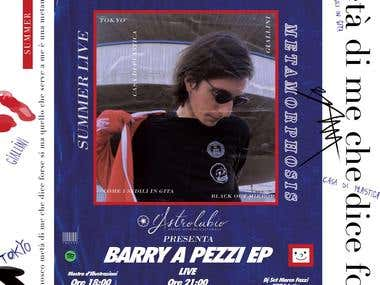 Barry live Show