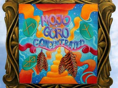 Mojo Goro - Concentrated EP