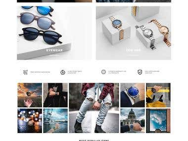 Online Store For Watches