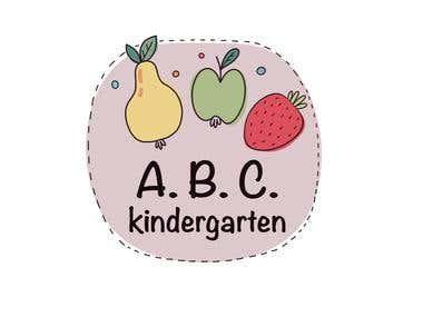 ABC Kindergarten Logo