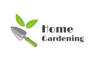 Home Gardening Logo