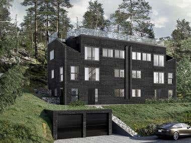 Detached house Oslo