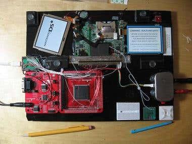 Electronics (FPGA project sample 1)