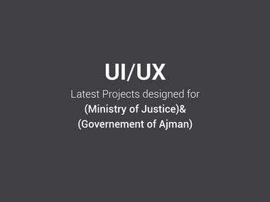 UI-UX Projects
