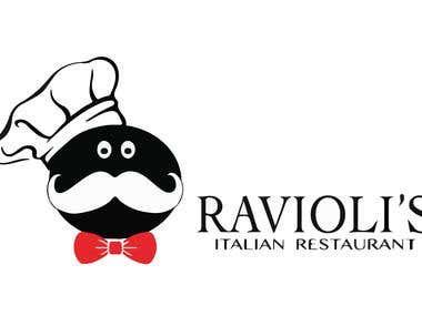 Ravioli's Italian Restaurant Logo