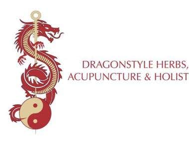 DragonStlye Logo and Business Card