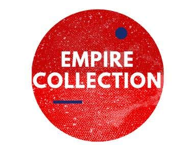 T Shirt Logo Design for Empire Collections