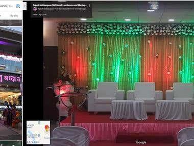 Rajesh Multipurpose Hall-A Wedding and Conference Hall