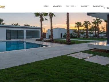Vintique concrete-Concrete furniture Designing company