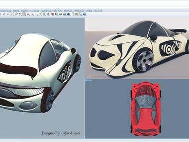 Industrial design's
