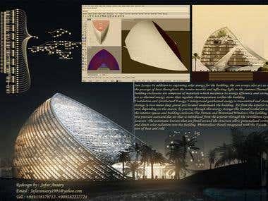 Architecturally design