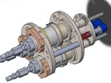 3D design in Solidworks