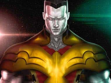 X-men character: Colossus