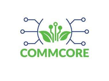 Commcore logo