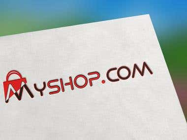 My Shop logo