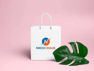 Shopping Bag and Logo Design