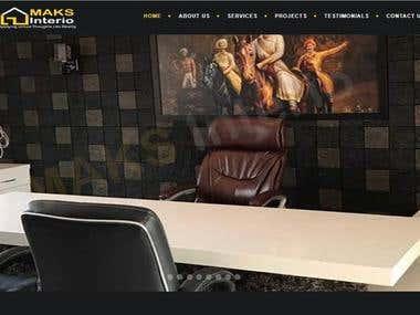 MaksInterio -Interior Designing company