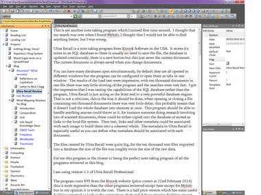 Reseach Writing