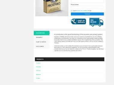 adcombo.com Product Order Api Integration
